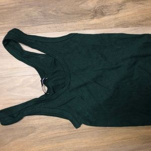 Brandy Melville Green Top